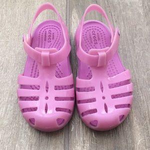 Toddler CROCS Light Purple